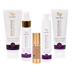 Picture of Muscadine 20 Skin Care Collection (5pc)